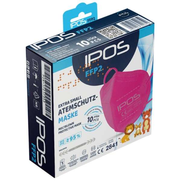 IPOS FFP2 SMALL PINK
