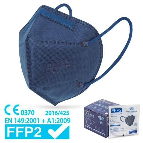 FFP2-blau
