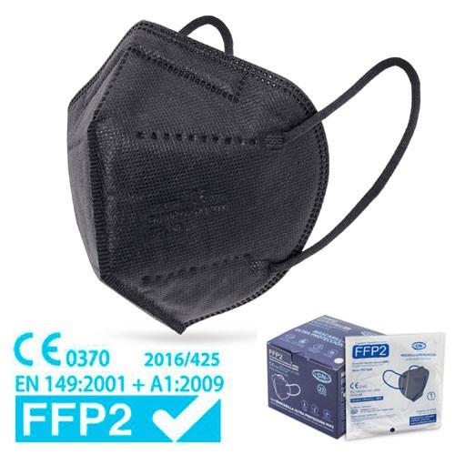 FFP2-schwarz