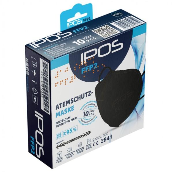 ipos FFP2 schwarz
