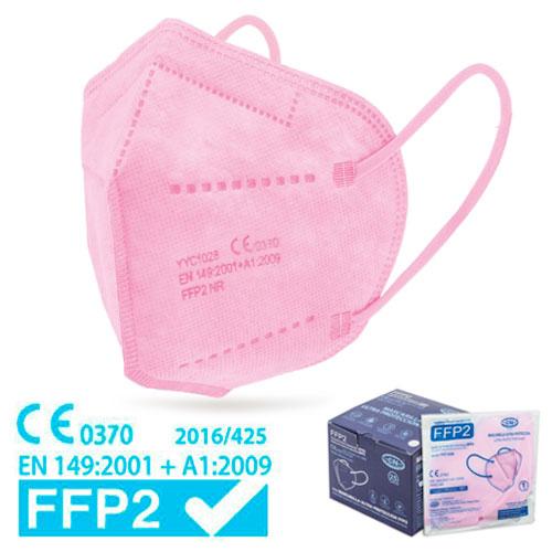 FFP2-Maske pink
