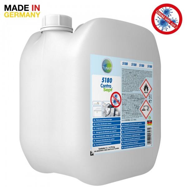 Contra Sept® 5180 Flächendesinfektions-Reiniger 5 Liter